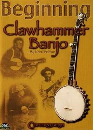 Rent Beginning Clawhammer Banjo Online DVD Rental