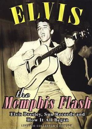 Rent Elvis Presley: The Way It All Began: The Memphis Flash Online DVD Rental