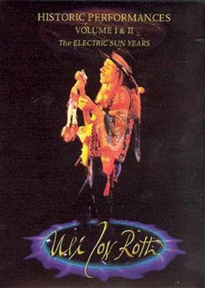 Rent Uli Jon Roth: Historic Performances: Vols. 1 and 2: The Electric Sun Years Online DVD Rental