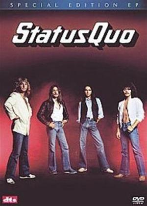 Rent Status Quo: Status Quo EP Online DVD Rental