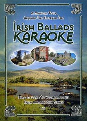 Rent Irish Ballads Karaoke Online DVD Rental