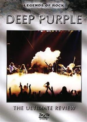 Rent Deep Purple: The Ultimate Review Online DVD Rental
