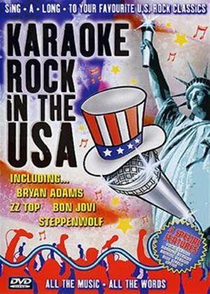 Rent Karaoke: Rock in the USA Online DVD Rental