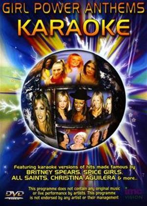 Rent Girl Power Anthem Karaoke Online DVD Rental