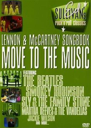 Rent Ed Sullivan: Lennon and McCartney Songbook / Move to the Music Online DVD Rental