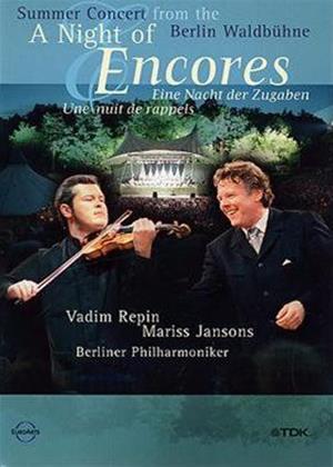 Rent Waldbuhne Concert 2002: A Night of Encores Online DVD Rental