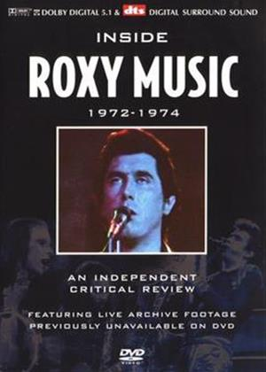 Rent Inside Roxy Music: 1972-1974 Online DVD Rental