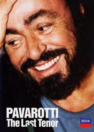 Rent Luciano Pavarotti: The Last Tenor Online DVD Rental
