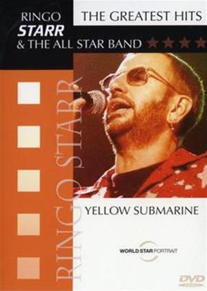 Rent Ringo Starr and The All Star Band: The Greatest Hits Online DVD Rental