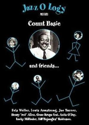 Rent Jazz-O-Logy: Count Basie and Friends Online DVD Rental