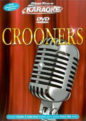 Rent Startrax Karaoke: Crooners Online DVD Rental