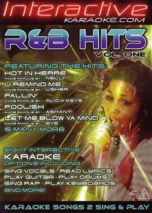 Rent Interactive Karaoke: R 'N' B: Vol.1 Online DVD Rental