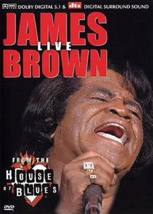 Rent James Brown: Live from the House of Blues Online DVD Rental