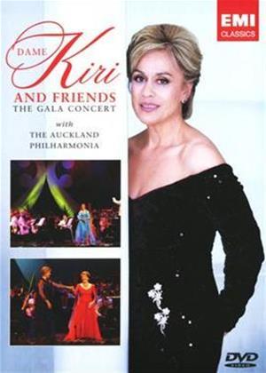 Rent Kiri Te Kanawa: Dame Kiri and Friends: The Gala Concert Online DVD Rental