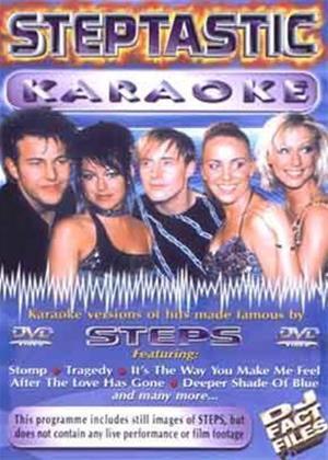 Rent Steptastic Karaoke Online DVD Rental