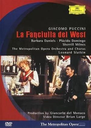 Rent Puccini: La Fanciulla Del West Online DVD Rental