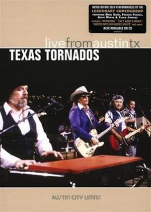 Rent Texas Tornados: Live from Austin, TX Online DVD Rental