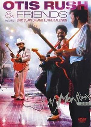 Rent Otis Rush and Friends: Live at Montreux 1986 Online DVD Rental