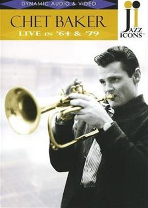 Rent Chet Baker: Live in '64 and '79 Online DVD Rental