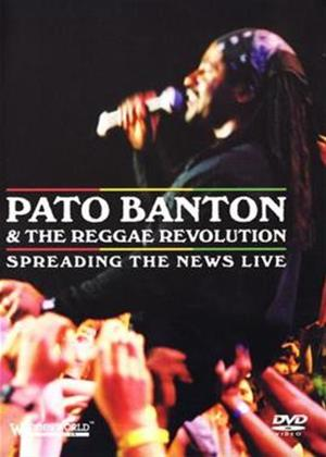 Rent Pato Banton and the Reggae Revolution Online DVD & Blu-ray Rental