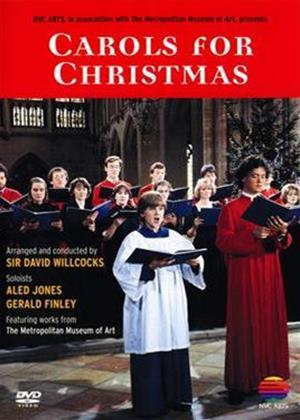 Rent Carols for Christmas Online DVD Rental