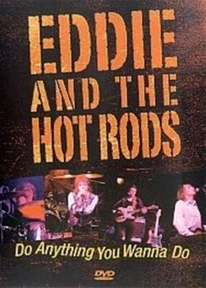Rent Eddie and the Hot Rods: Do Anything You Wanna Do Online DVD Rental