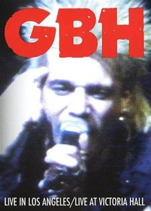 Rent G.B.H.: Live in L.A. / Live at Victoria Hall Online DVD Rental
