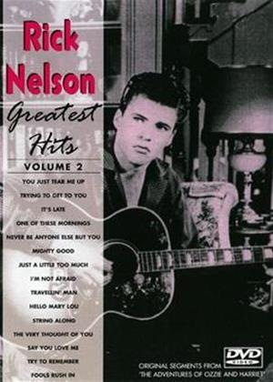 Rent Rick Nelson: Greatest Hits: Vol.2 Online DVD Rental