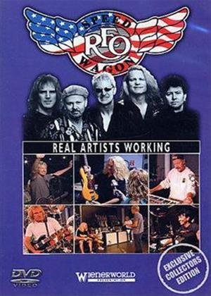 Rent REO Speedwagon: Real Artists Working Online DVD Rental