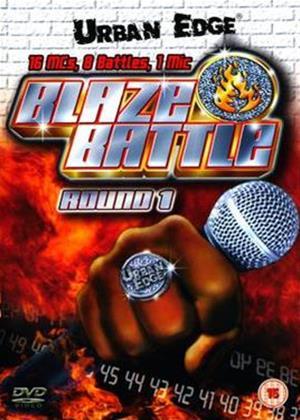 Rent Blaze Battle: Round 1 Online DVD Rental