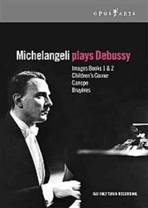 Rent Michelangeli Plays Debussy Online DVD Rental