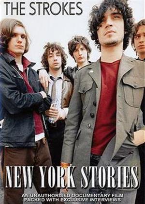 Rent The Strokes: New York Stories Online DVD Rental