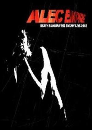Rent Alec Empire: Death Favours the Enemy Online DVD Rental