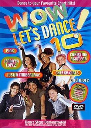 Rent Wow! Let's Dance: Vol.10 Online DVD Rental