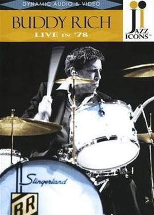 Rent Buddy Rich: Live in '78 Online DVD Rental