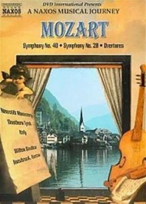 Rent Mozart: Symphonies 40 and 28 / Overtures Online DVD Rental