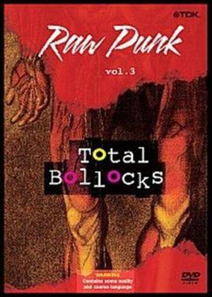 Rent Raw Punk: Vol.3: Total B*ll*cks Online DVD Rental