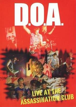 Rent D.O.A.: A Night at the Assassination Club Online DVD Rental