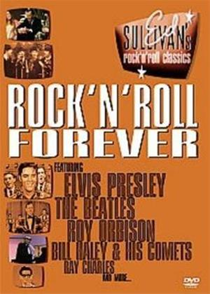 Rent Ed Sullivan: Rock 'N' Roll Forever Online DVD Rental