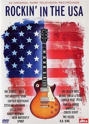 Rent Rockin' in the USA Online DVD Rental
