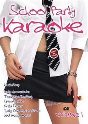 Rent School Disco Karaoke: Vol.1 Online DVD Rental