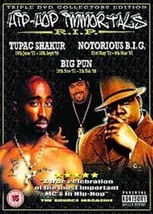 Rent Hip Hop Immortals: R.I.P Online DVD Rental