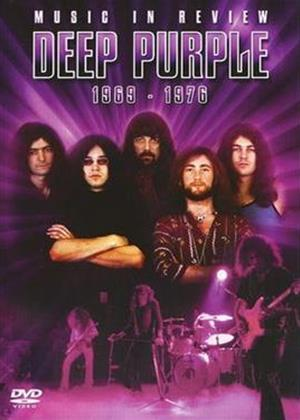 Rent Deep Purple: Music in Review 1969 - 1976 Online DVD Rental