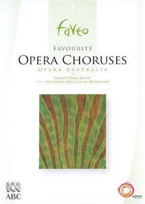 Rent Favourite Opera Choruses Online DVD Rental