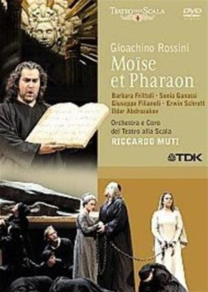 Rent Rossini: Moise Et Pharaon Online DVD Rental