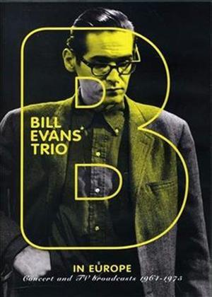 Rent Bill Evans Trio: In Europe 1964 to 1975 Online DVD Rental