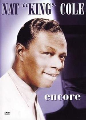 Rent Nat King Cole: Encore Online DVD Rental