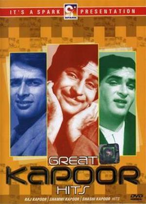 Rent Great Kapoor Hits Online DVD Rental