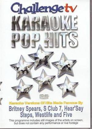 Rent Pop Challenge Karaoke Online DVD Rental