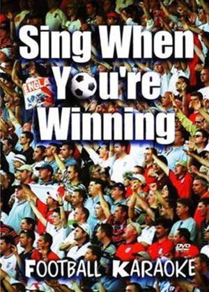 Rent Sing When Your Winning: Football Karaoke Online DVD Rental